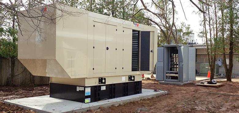 Installed Generator