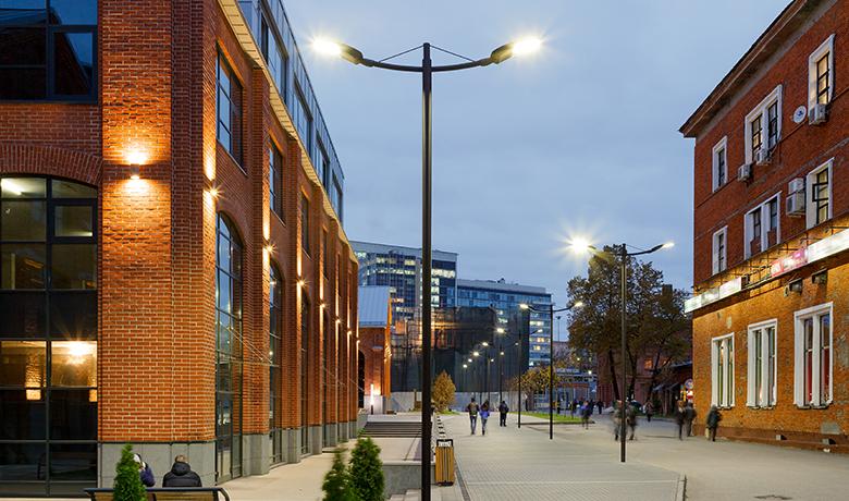 Street Lights and Outdoor Lighting